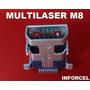 Conector De Carga Original Tablet Multilaser M8 Micro Usb