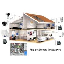 5 Dvds Curso Completo Segurança Residêncial Elêtronica Total