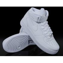 Tênis Nike Air Force 1 Mid Lv8, Frete Grátis Para Todo País!