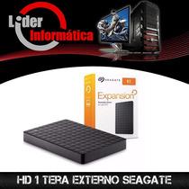 Hd 1 Tera Externo Seagate Backup Plus Usb 3.0