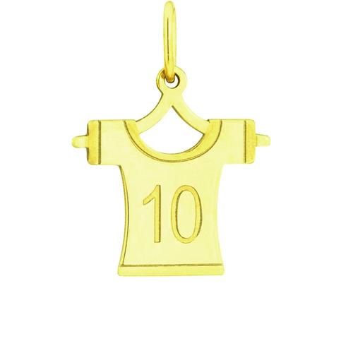 Pingente Camisa 10
