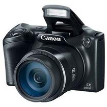 Camera Canon Powershot Sx400is +sd 8gb + Nf + Frete Grátis