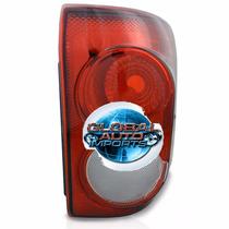 Lanterna Traseira Ecosport 2008 2009 2010 2011 2012 Bicolor