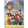 Dvd Hi5 Cinco Sentidos - Logon Editora - Raro Frete Gratis