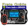 Equalizador Digital Taramps Deq-1000 Gráfico Lcd + Controle