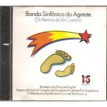 Cd Meninos Sao Caetano - Orquestra Sinfonica Do Agreste