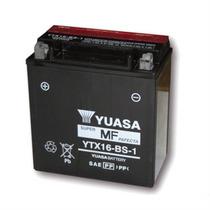 Bateria Boulevard/ Intruder Lc 1500 Ytx16-bs1 Original Yuasa