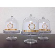 10 - Mini Cúpulas P/ Doces - Lembrancinhas,personalizada!