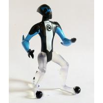 Brinquedo Boneco Ben 10 Ominiverse Xlr8 Azul
