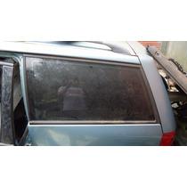 Vidro Lateral Traseiro Esquerdo Volkwagen Passat Variant 99