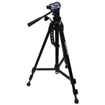 Tripé Para Camera Digital Filmadora Dslr Nikon Canon 1.45mts