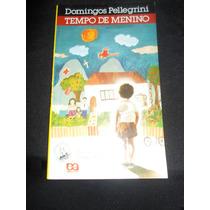 Livro Domingos Pellegrini Tempo De Menino Sebocorrespondente
