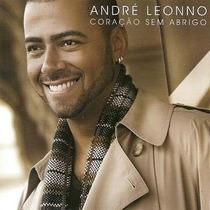 Cd André Leonno - Coração Sem Abrigo (2009) Lacrado Original