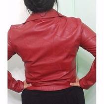 Jaqueta Feminina Couro Sintético Plus Size 44 Ao 50 Aproveit
