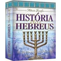 História Dos Hebreus - Frete Grátis - Envio Imediato