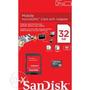 Cartão Celular Micro Sd 32 Gb Sandisk Original Lacrado