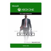 Hitman - Xbox One [digital Code]