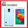 Capa Case S5 Mini Tpu Celular Sublimação Prensa 3d 10 Unids