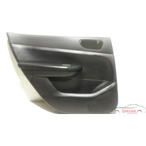 Forro De Porta Peugeot 307 Traseira Esquerdo Orig