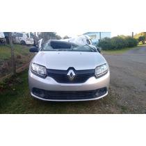 Renault Logan 2014 1.0 16v Flex Sucata Rs Peças