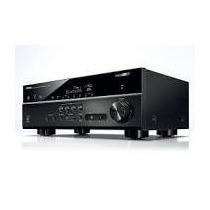 Receiver Yamaha Rx-v579 Hdcp 2.2 /7.2 Canais 4k Ultra Hd 80w