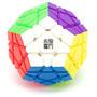 Megaminx Yj Moyu Yuhu Colorido Dodecahedro Mágico Em Estoque