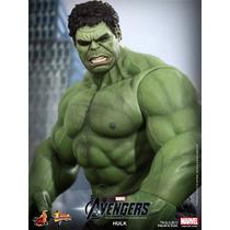 Hot Toys Hulk Avengers / Os Vingadores - Em Estoque!