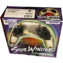 Joystic Microsoft Usb Sidewinder