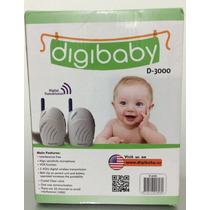 Babá Eletronica Digibaby D-1010 - Bivolt - Branca