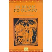 Livro Deuses Do Olimpo