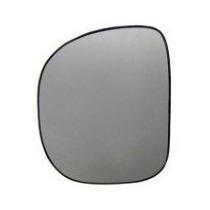 Lente Lado Esquerdo Espelho Com Base Retrovisor F250 F-250