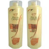 Kit Shampoo Condicionador Clareador Natural De Loiros 300ml