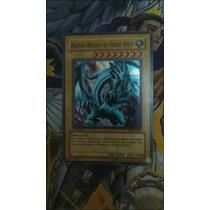 Dragão Branco De Olhos Azuis Yugioh! Blue-eyes White Dragon
