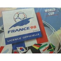 Copa 1998 Completo Album Nota 10.imperdivel P/colecionadores