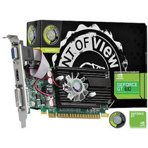 Placa De Video Nvidia Geforce Gt 610 2gb Gddr3 64 Bits - Vg