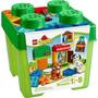 10570 Brinquedo Blocos Lego Duplo Gato Cão Puppyground
