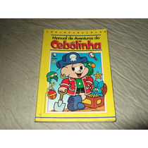 Manual De Aventura Do Cebolinha