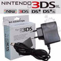 Fonte Carregador Bivolt 3ds Xl New 3ds Dsi Dsi-xl 110-220v !
