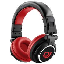Headphone Dj Potência 1500mw, Cabo 1.30m, Ph117 - Multilaser