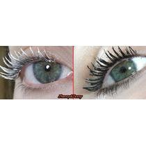 Mascara Para Cílios Big Eyes 2 X 1. Alonga E Da Volume
