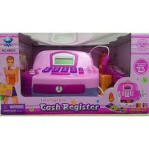 Caixa Registradora Infantil Com Som E Luz