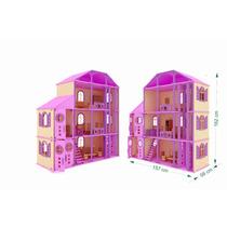 Casa Da Barbie Tam 157 X 162 X 58cm