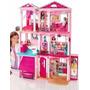 Casa Da Barbie Drean House 3 Andares Completa Pronta Entrega