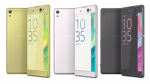 Sony Xperia Xa Ultra 16gb 3gb Ram 21mp Tela De 6 ´ Novo