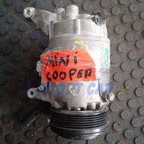 Compressor De Ar Condicionado Mini Cooper S 2006 - Sport Car