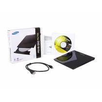 Gravador De Dvd Externo Samsung Slim 8x - Se-208db