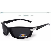 Óculos De Sol Esportivo Lentes Polarizadas Masculino