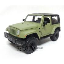 Jeep Wrangler 2007 1:24 Jada Toys Big Time