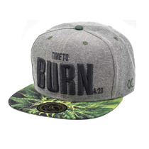 Boné Other Culture Snapback Oc Burn 4:20