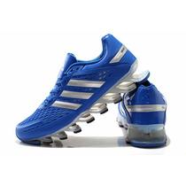 Tenís Adidas Springblade 1 Azul Bb 100% Original Imperdivel